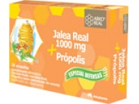 JALEA REAL + PROPOLIS 2O AMPOLLAS 15 ML