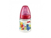 NUK BIBERON FC PP LATEX  150 ML DISNEY 1 MES
