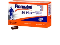 PHARMATON 50 PLUS 60 CÁPSULAS